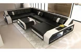 sofa mit tisch sofas ledersofa leder wohnlandschaft matera led