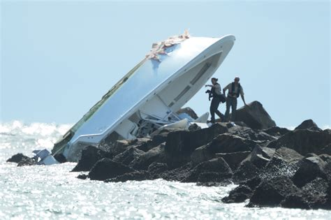 mexican fishing boat accident photos jose fernandez boat crash sun sentinel