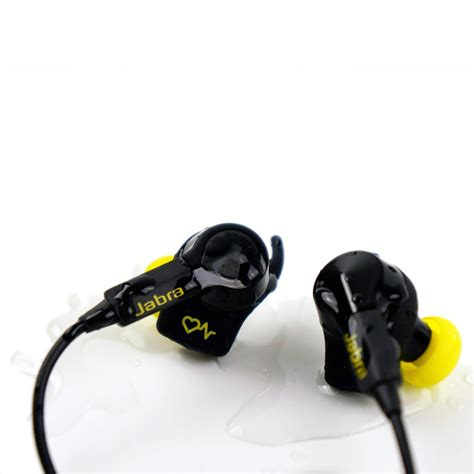 Jabra Sport Pulse Wireless Special Edition jabra sport pulse special edition wireless earbud headphones with built in rate monitor
