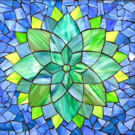mosaic pattern drawings kasia mosaics new flower designs for upcoming workshops