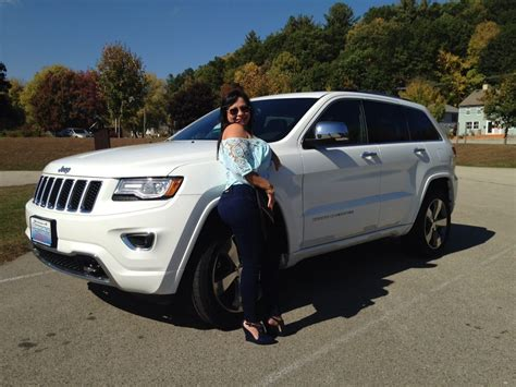 modded white jeep 2015 white jeep grand cherokee overland pictures mods