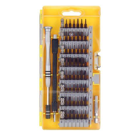 60 In 1 S2 Tool Torx Precision Screwdriver Set Repair Tool