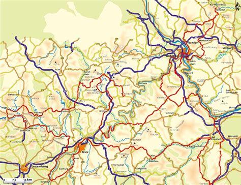 Motorradtouren Eifel Karte by Motorradtour Unterwegs Mit Harleys Mosel Co