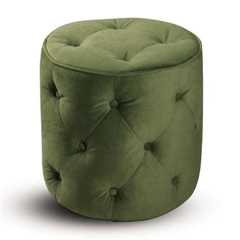 small round ottomans retro contemporary round ottoman