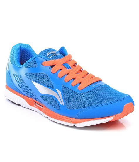 li ning sports shoes li ning blue sport shoes price in india buy li ning blue