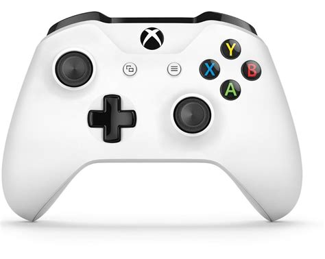Microsoft Xbox Controller official microsoft xbox one s wireless controller white