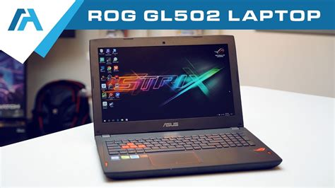 Asus Rog G750jw Db71 Notebook Review asus rog strix gl502vs db71 gtx 1070 gaming laptop review from mobile advance