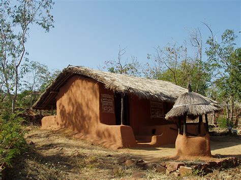 what are the different types traditional houses india