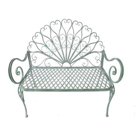 green metal garden bench metal garden furniture bistro sets benches homegenies