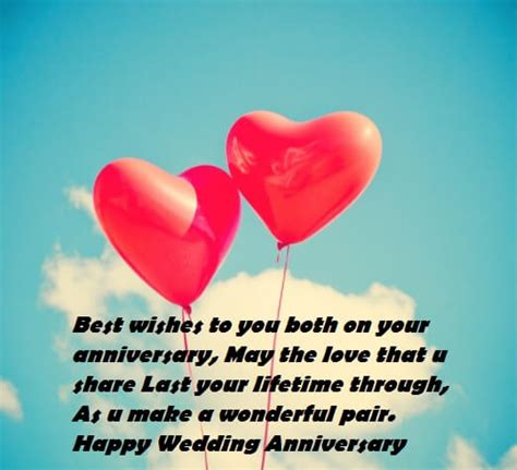 Wedding Anniversary Greeting Quotes For by Wedding Anniversary Wishes Messages And Quotes Best Wishes