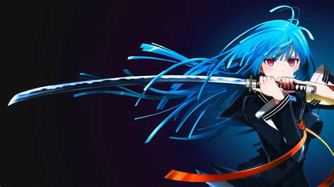 imagenes anime hd full black bullet anime wallpapers hd download