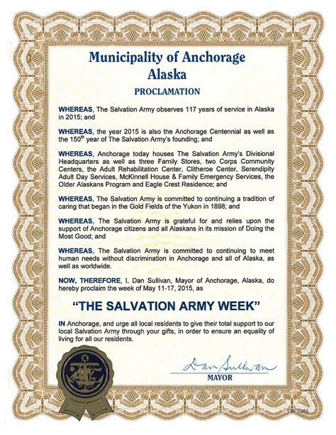 Salvation Army Detox Program by Free Anchorage Program Salvation Army Programs