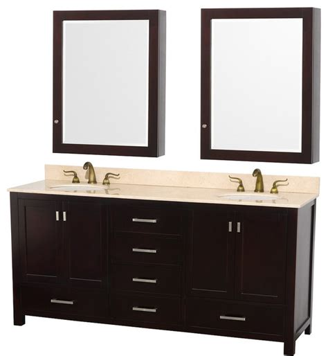 espresso bathroom medicine cabinet abingdon espresso with medicine cabinet mirrors and