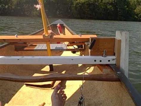 trimaran capsize movie canoe sailing manitoba 2011 doovi