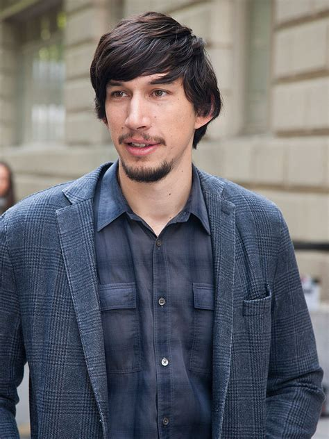 adam driver never watches himself on camera except for