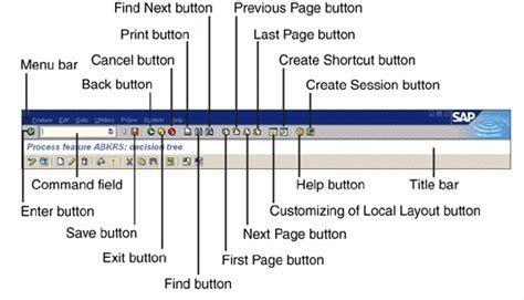 sap gui tutorial pdf sap gui navigation