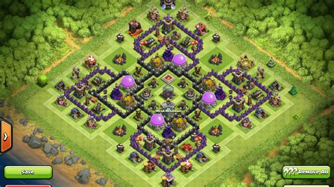 air sweeper town hall 9 farming base best th9 farming base 2015 www pixshark com images