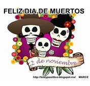 Feliz D&237a De Muertos 2 Noviembre Imagen 7596