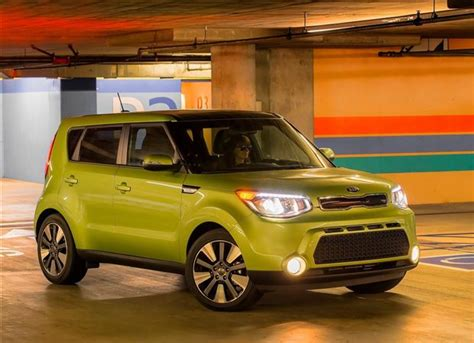 Kia Motors Recall Kia Recalls Soul For Gas Pedal Defect Autos Ca