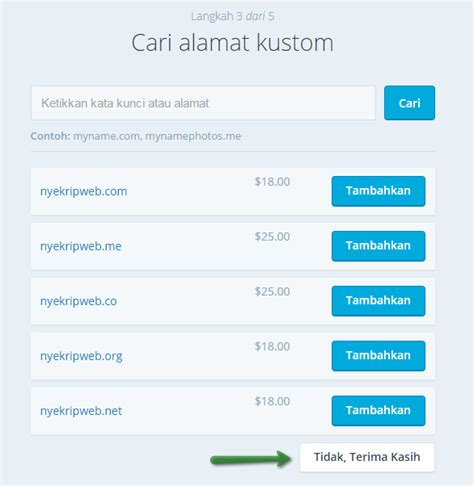 cara membuat akun blog di wordpress langkah langkah membuat akun wordpress septianingrum