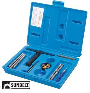 Sunbelt Plumbing by Sunbelt Neway Valve Seat Cutter Kit Part No B1sb1742 Industrial Scientific