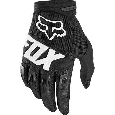 gloves motocross fox dirtpaw race glove motocross handschuhe 2018 schwarz