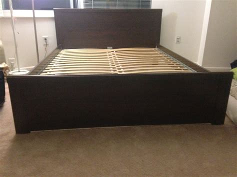 ikea malm bed review ikea bed frame reviews