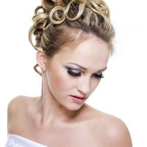 Wedding Hairstyles With Ringlets by Wedding Hairstyles Bridesmaids Hair Behairstyles