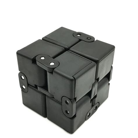 Infinity Cube fingertips cube decompression leisure cube luxury edc
