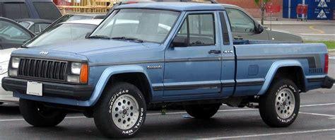 1985 jeep comanche jeep comanche wikipedia