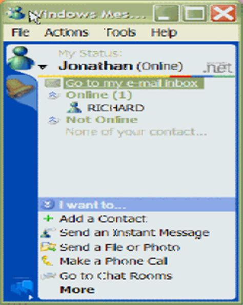 chat rooms like icq solano county instant messenger