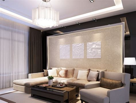 rendering of sitting room