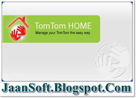 tomtom home 2 10 1 for windows jaansoft