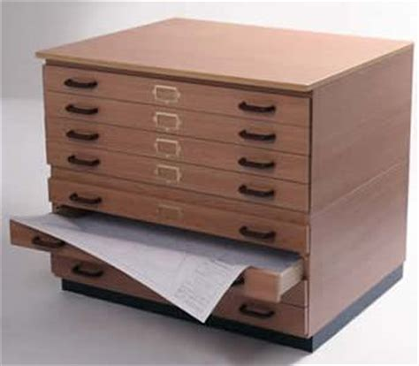 Stationary Drawers by Plan Rack Drawing Hangers Chests Cls Filing Cabinet