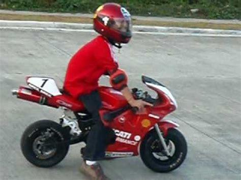 Mini Motorrad Ducati by Ducati Mini Bike Buzzpls