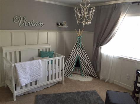 Viv S Gray And White Nursery Project Nursery Grey And White Nursery Decor