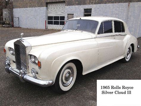roll royce silver 1965 rolls royce silver cloud iii for sale 1921273