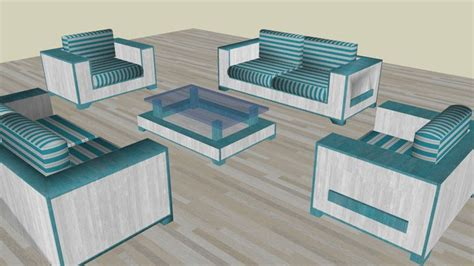sketchup components  warehouse sofa sketchup
