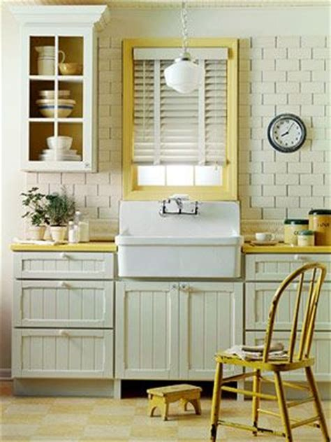 glass cabinet doors kitchen farmhouse with apron sink i love this look farmhouse style kitchen with subway tile