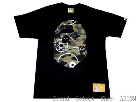 Bape Tshirt Original Black Market brand select shop abism rakuten global market a bathing