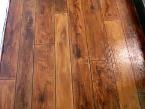 Floor Stain Colors by Rustic Concrete Wood High Demand High Profits The