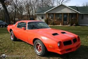 Pontiac Firebird 1976 1976 Pontiac Firebird Formula Id 4230