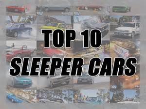 top 10 sleeper cars