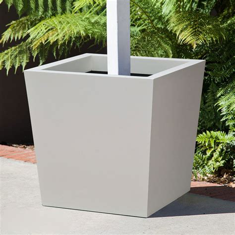 wrap around planters commercial planter boxes planters