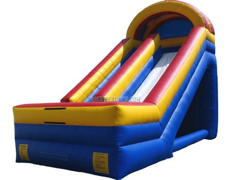 commercial bounce house bouncerland inflatable commercial slide 2029
