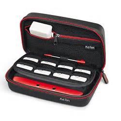 nintendo new 3ds xl new 2ds xl case keten carrying case
