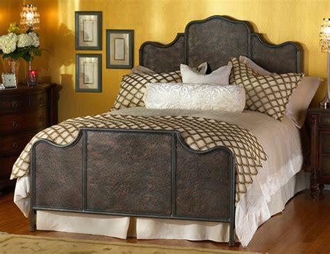 Wesley Allen Headboard by Wesley Allen Iron Beds Traditional Bedroom