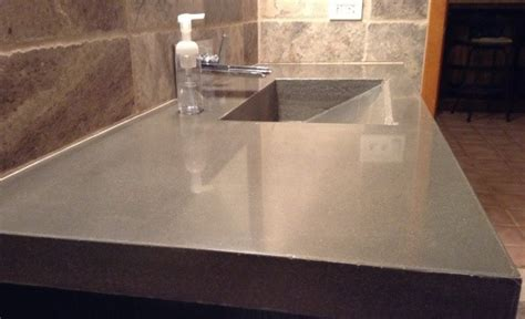 Light Colored Concrete Countertops by Diy Concrete Countertops Supplies Directcolors