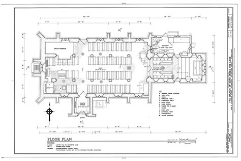 the floor plan st james school 187 church of st james the less