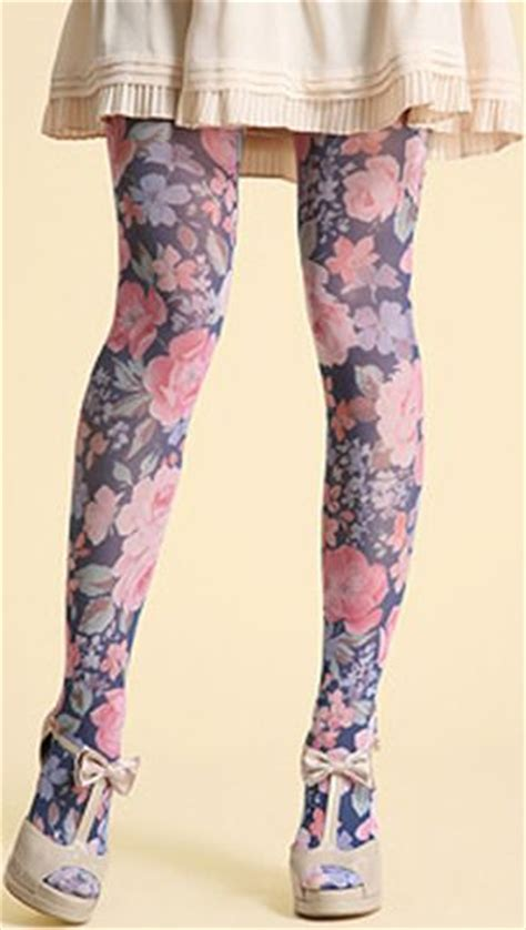 patterned tights topshop topshop floral pattern tights feel pretty pinterest